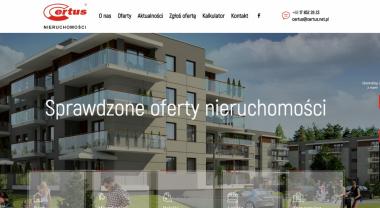 Agencja nieruchomości Certus - Lokale pod wynajem