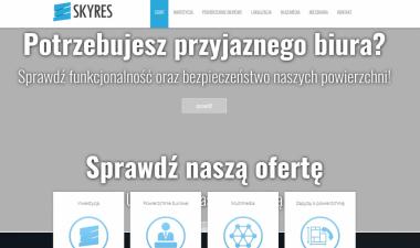 SkyRes Lokale biurowe w Rzeszowie